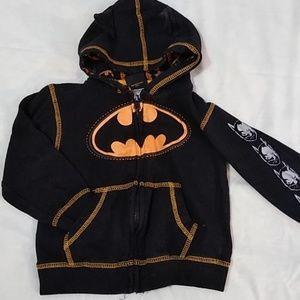Batman zippered jacket